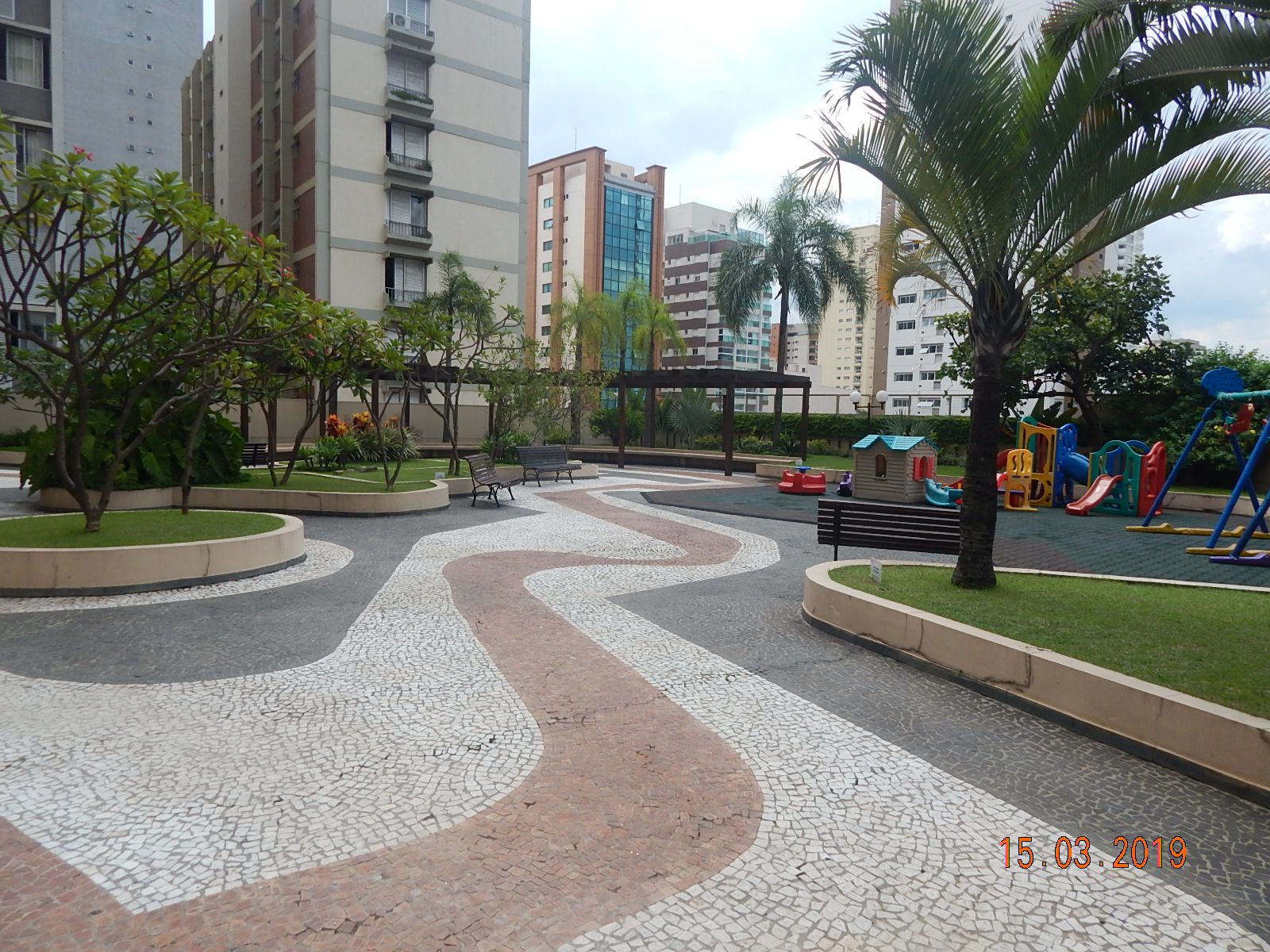 Apartamento com Área Privativa 2 quartos para alugar São Paulo,SP - R$ 3.300 - LOCACAO0400 - 1