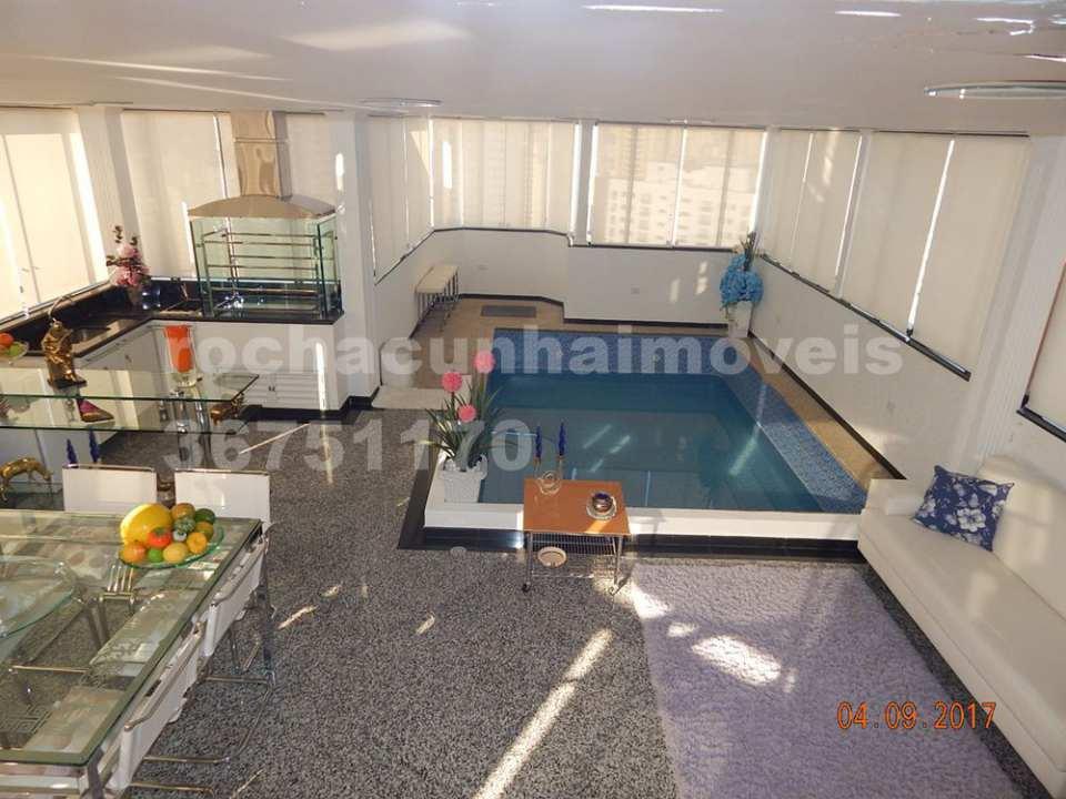 Cobertura 4 quartos para venda e aluguel São Paulo,SP - R$ 4.500.000 - COBE0001 - 1