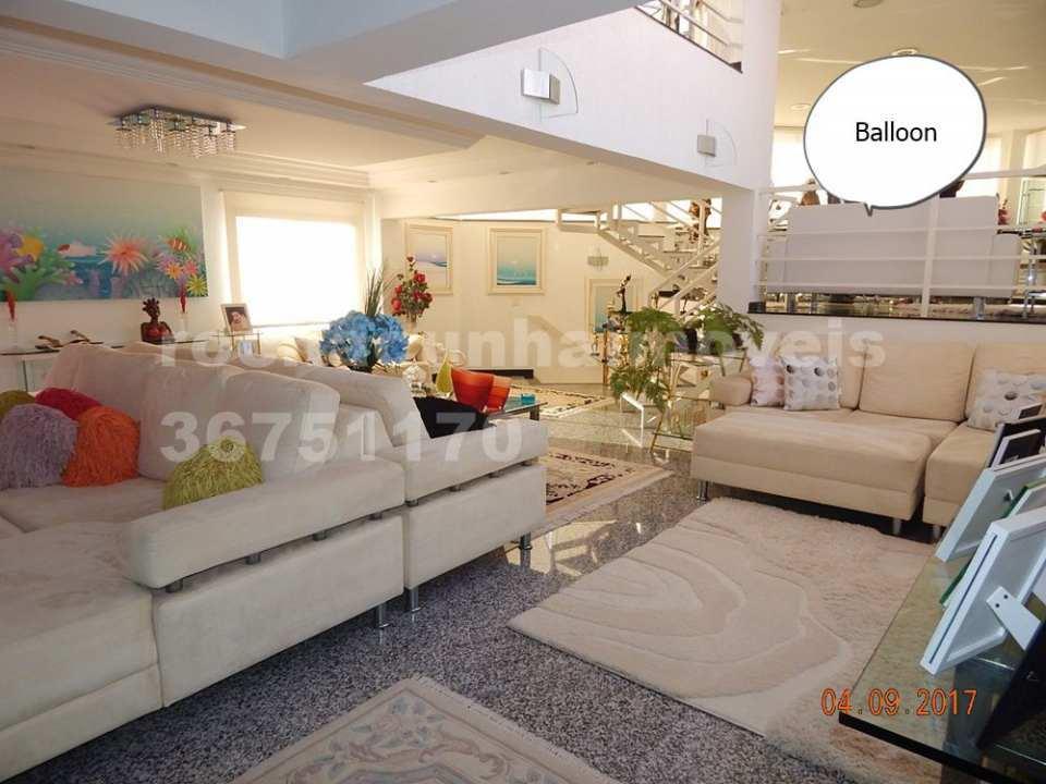 Cobertura 4 quartos para venda e aluguel São Paulo,SP - R$ 4.500.000 - COBE0001 - 17