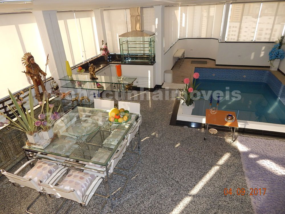 Cobertura 4 quartos para venda e aluguel São Paulo,SP - R$ 4.500.000 - COBE0001 - 20