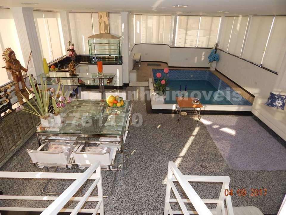 Cobertura 4 quartos para venda e aluguel São Paulo,SP - R$ 4.500.000 - COBE0001 - 21