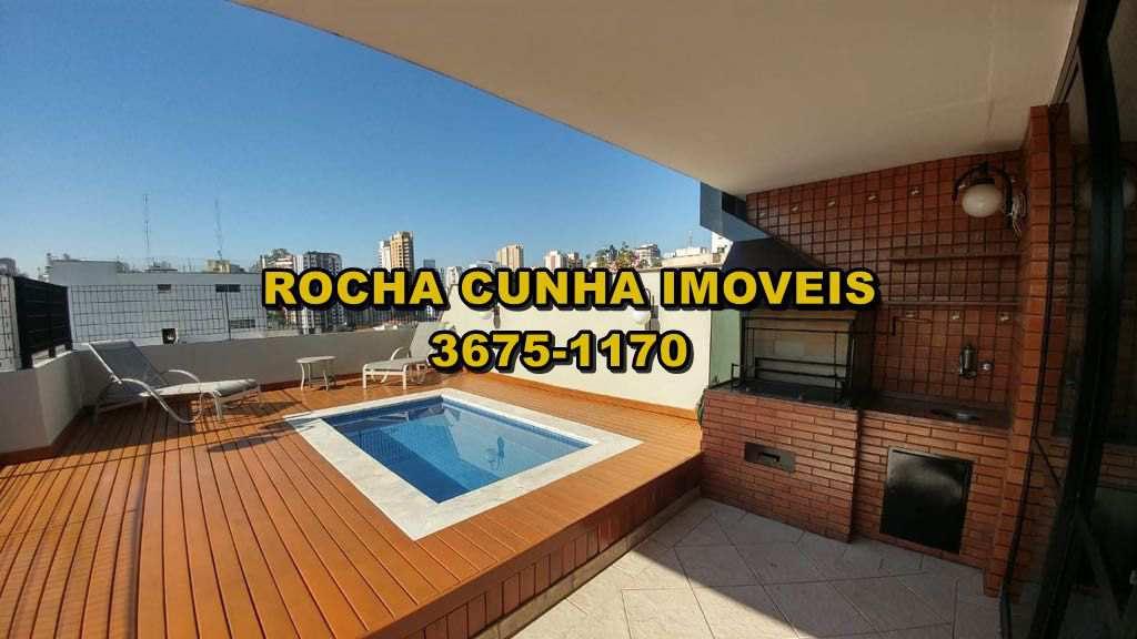 Cobertura 4 quartos para venda e aluguel São Paulo,SP - R$ 2.100.000 - VELO05942 - 1