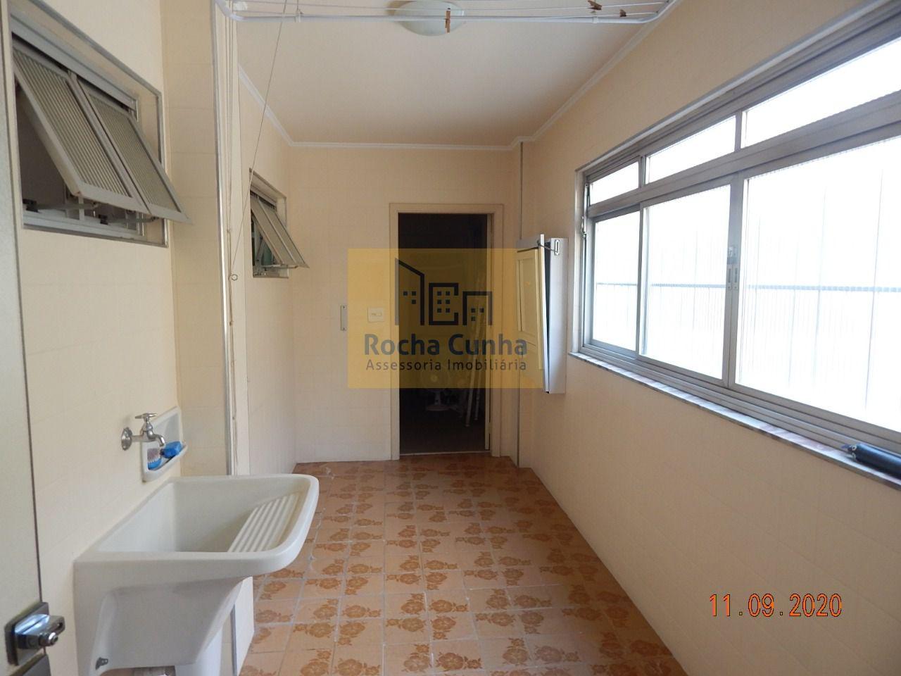 Apartamento 3 quartos para alugar São Paulo,SP - R$ 3.000 - LOCACAO7221 - 21