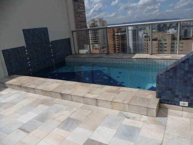 Cobertura 4 quartos à venda São Paulo,SP - R$ 5.850.000 - VENDA626 - 56