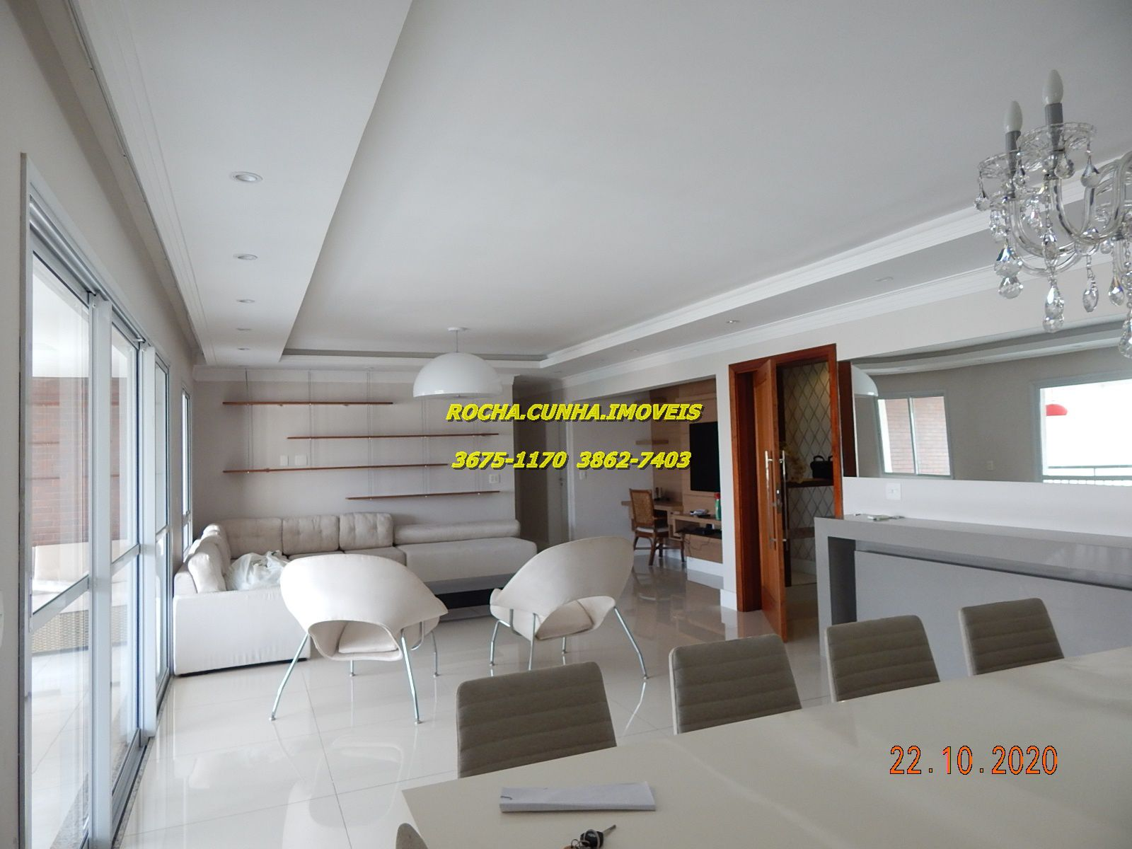 Apartamento 3 quartos para alugar São Paulo,SP - R$ 11.000 - LOCACAO5154 - 1