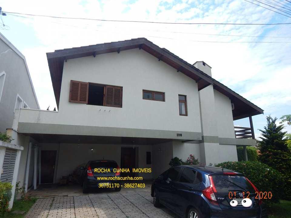 Casa em Condomínio 4 quartos para venda e aluguel Santana de Parnaíba,SP - VELO7303 - 1