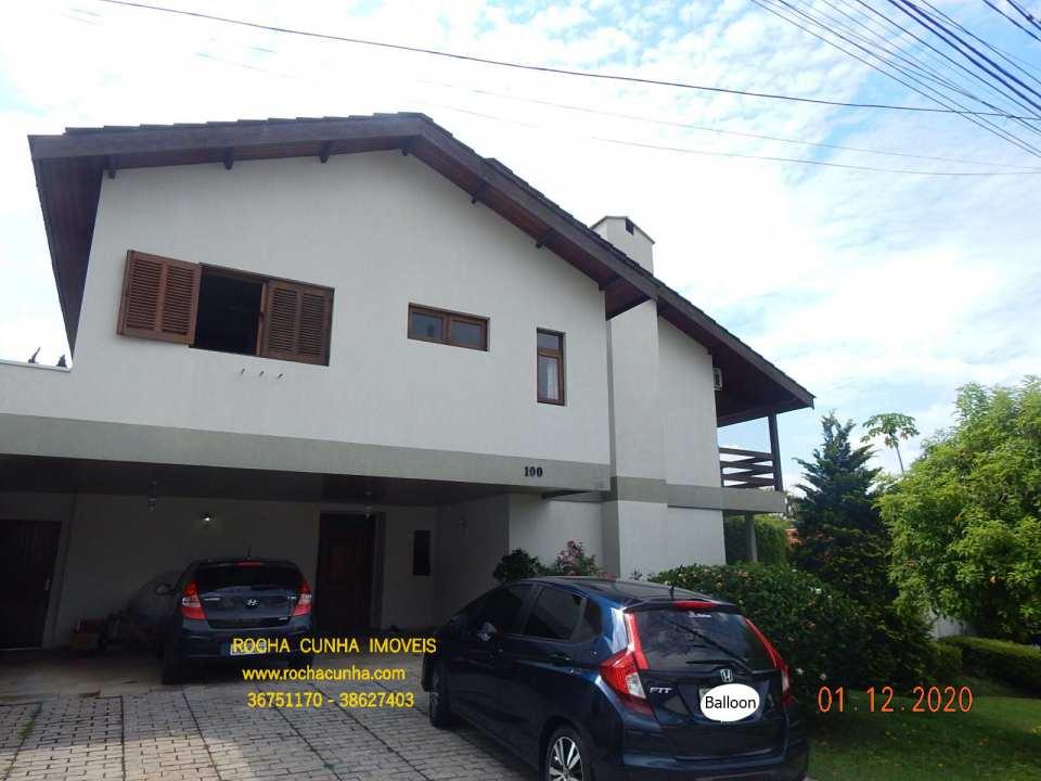 Casa em Condomínio 4 quartos para venda e aluguel Santana de Parnaíba,SP - VELO7303 - 2