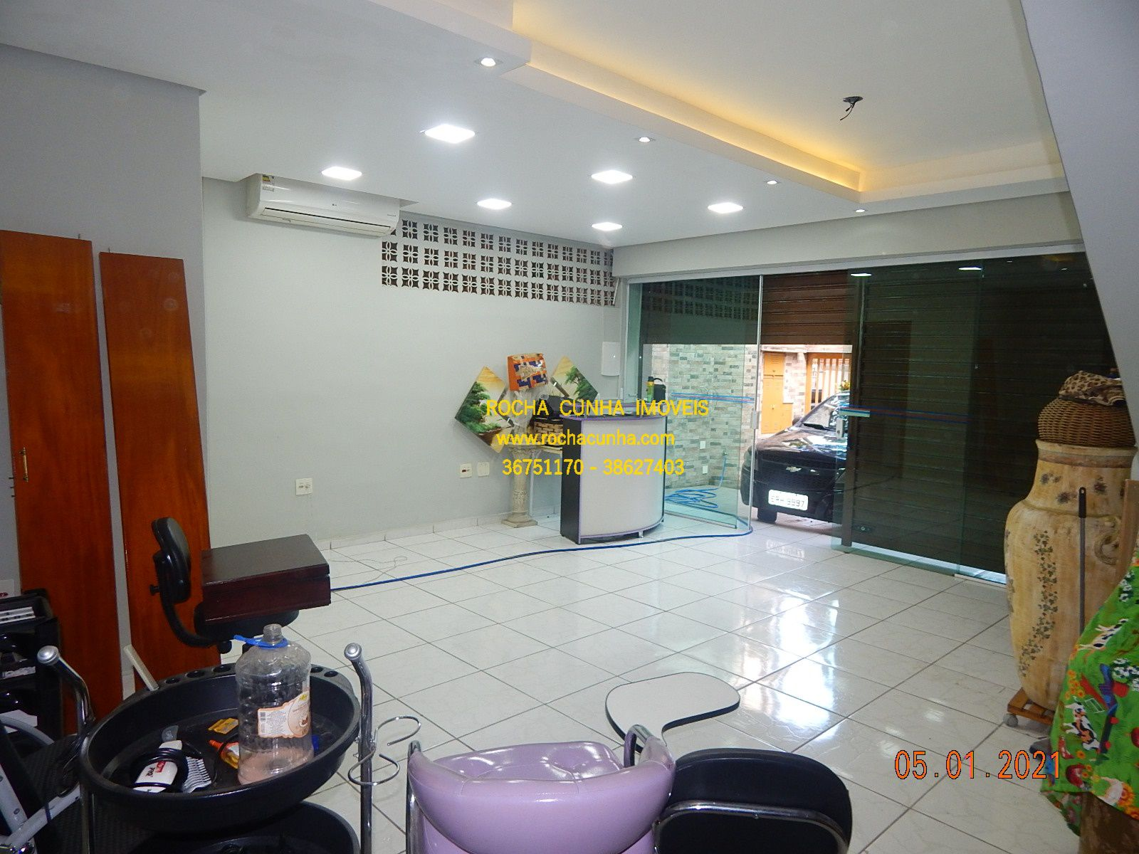 Ponto comercial 85m² para alugar São Paulo,SP - R$ 4.000 - LOCACAO356 - 1