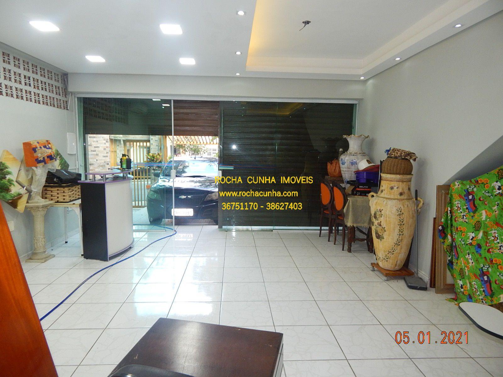 Ponto comercial 85m² para alugar São Paulo,SP - R$ 4.000 - LOCACAO356 - 2