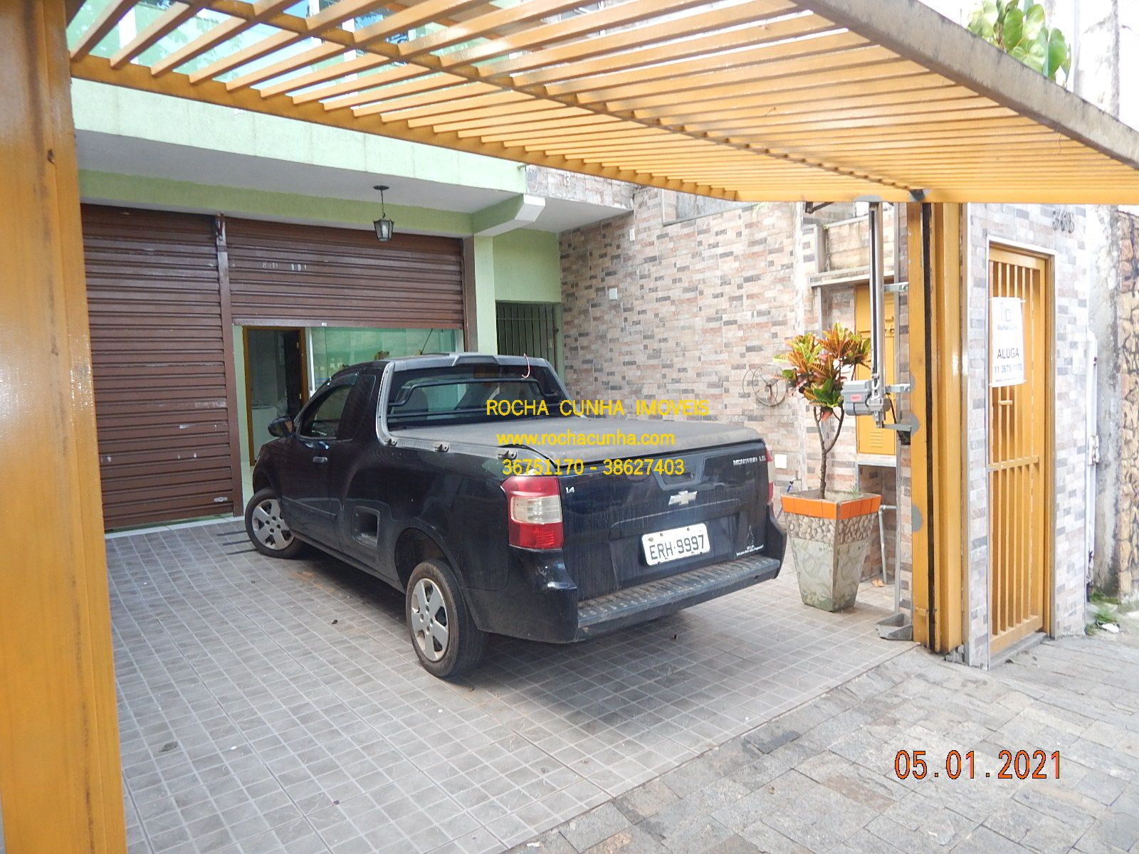 Ponto comercial 85m² para alugar São Paulo,SP - R$ 4.000 - LOCACAO356 - 8