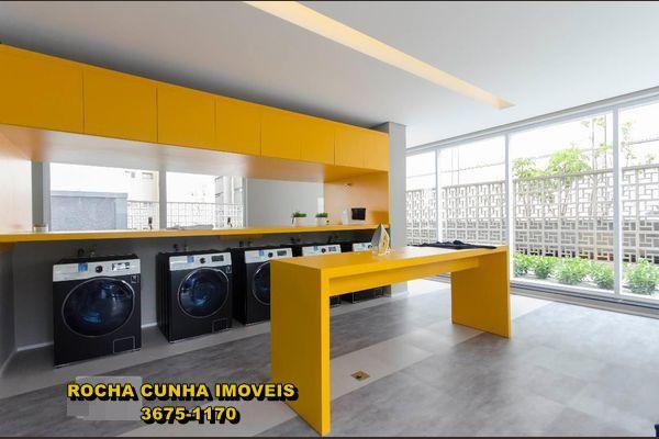 Loft 1 quarto para alugar São Paulo,SP - R$ 2.500 - LOCACAO5755 - 24