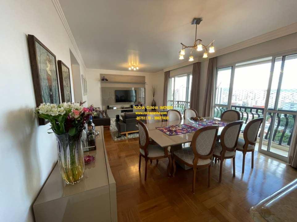 Apartamento 4 quartos à venda São Paulo,SP - R$ 2.200.000 - VENDA3378 - 2