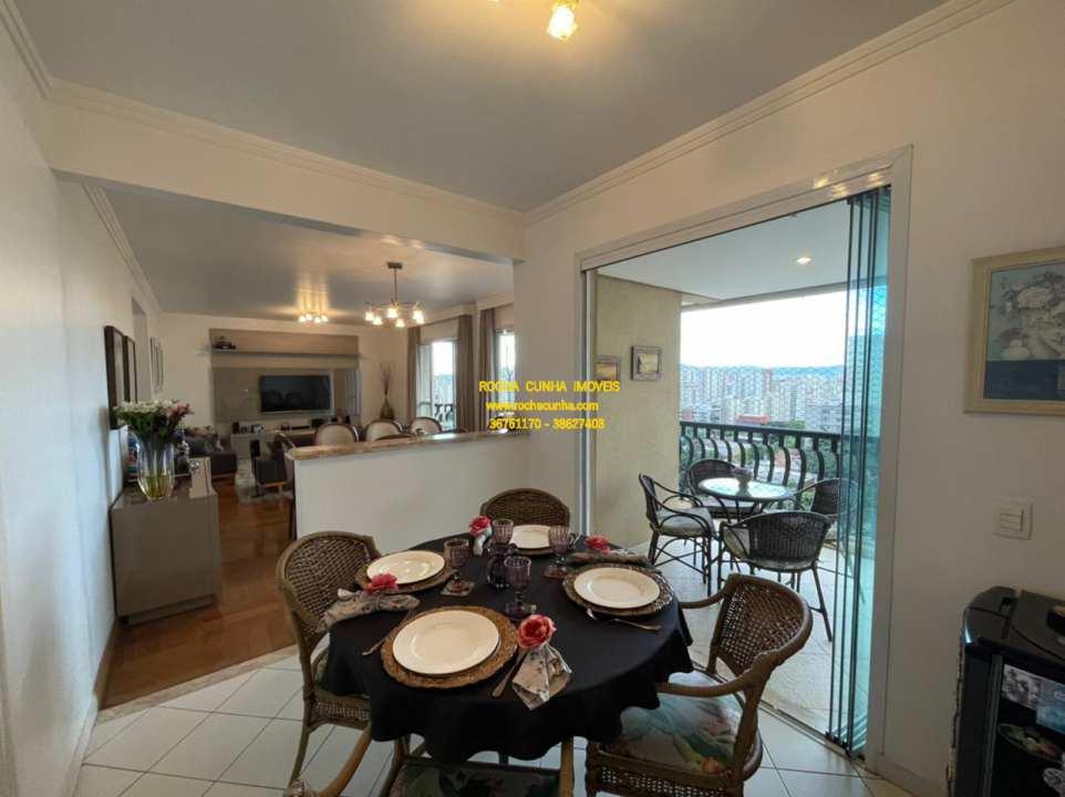 Apartamento 4 quartos à venda São Paulo,SP - R$ 2.200.000 - VENDA3378 - 6