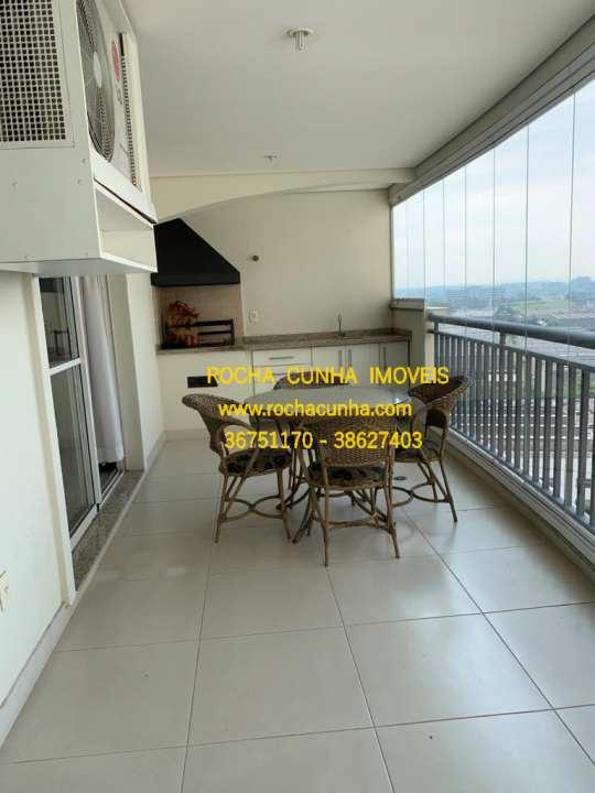 Apartamento 3 quartos para alugar Barueri,SP - R$ 7.000 - LOCACAO1953 - 1