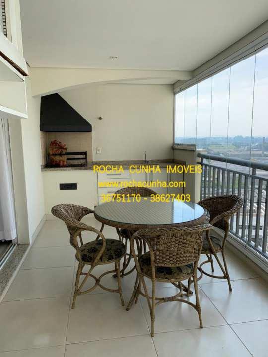 Apartamento 3 quartos para alugar Barueri,SP - R$ 7.000 - LOCACAO1953 - 3