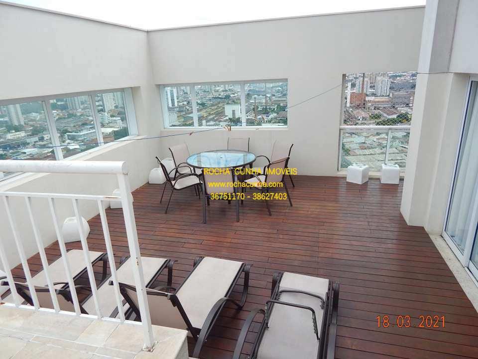 Cobertura 4 quartos para venda e aluguel São Paulo,SP - R$ 9.800.000 - VELO7084 - 9