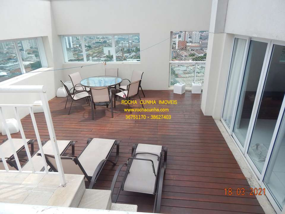 Cobertura 4 quartos à venda São Paulo,SP - VELO7084 - 25