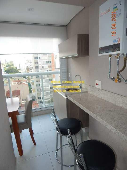 Apartamento 1 quarto para alugar São Paulo,SP - R$ 3.000 - LOCACAO7084 - 12