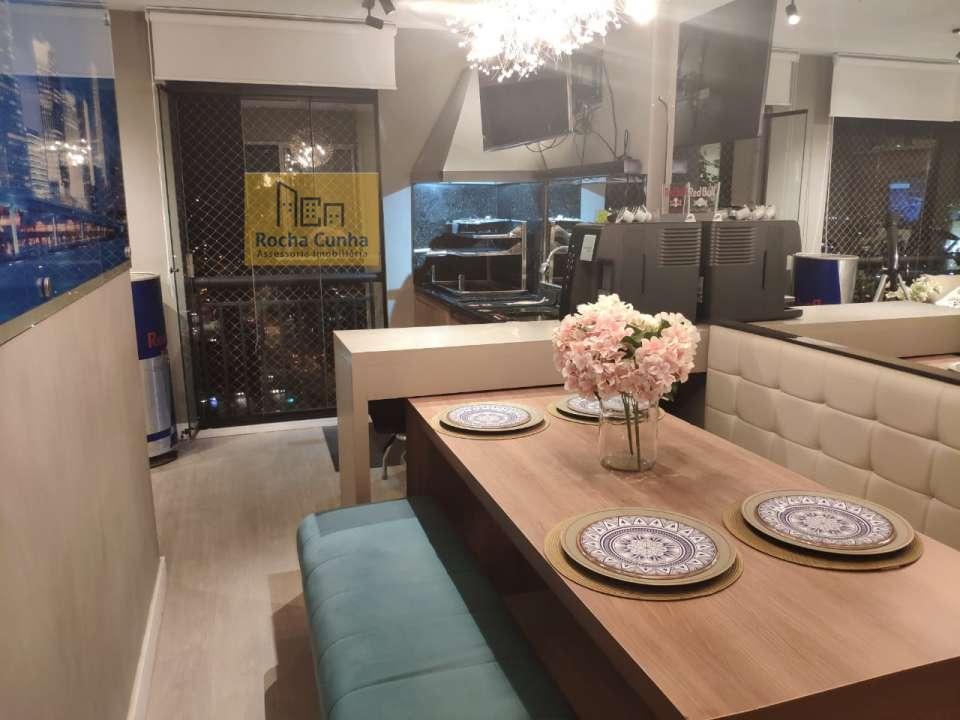 Apartamento 3 quartos à venda São Paulo,SP - R$ 1.350.000 - VENDA6345 - 6