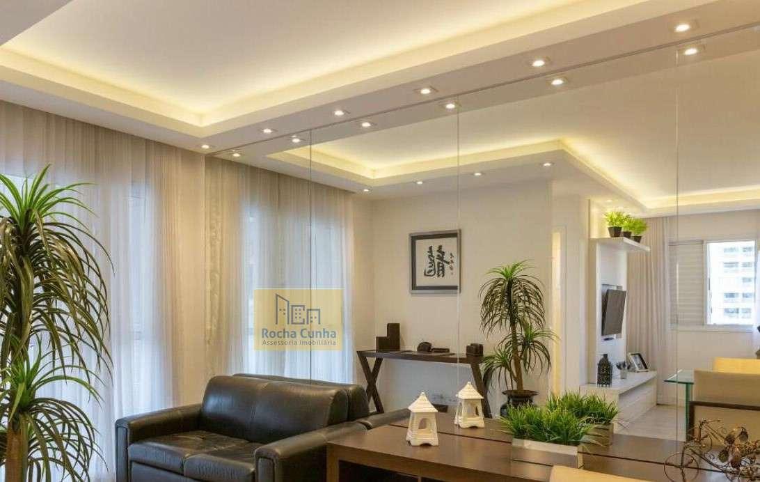 Apartamento 1 quarto para alugar São Paulo,SP - R$ 3.900 - LOCACAO0671 - 1