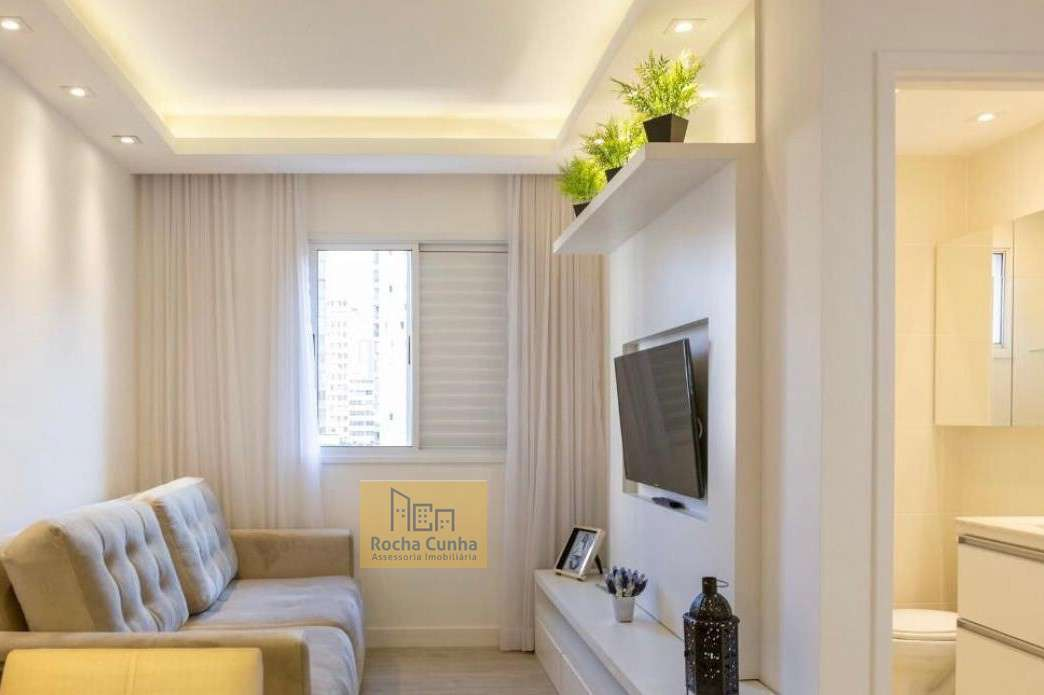 Apartamento 1 quarto para alugar São Paulo,SP - R$ 3.900 - LOCACAO0671 - 2