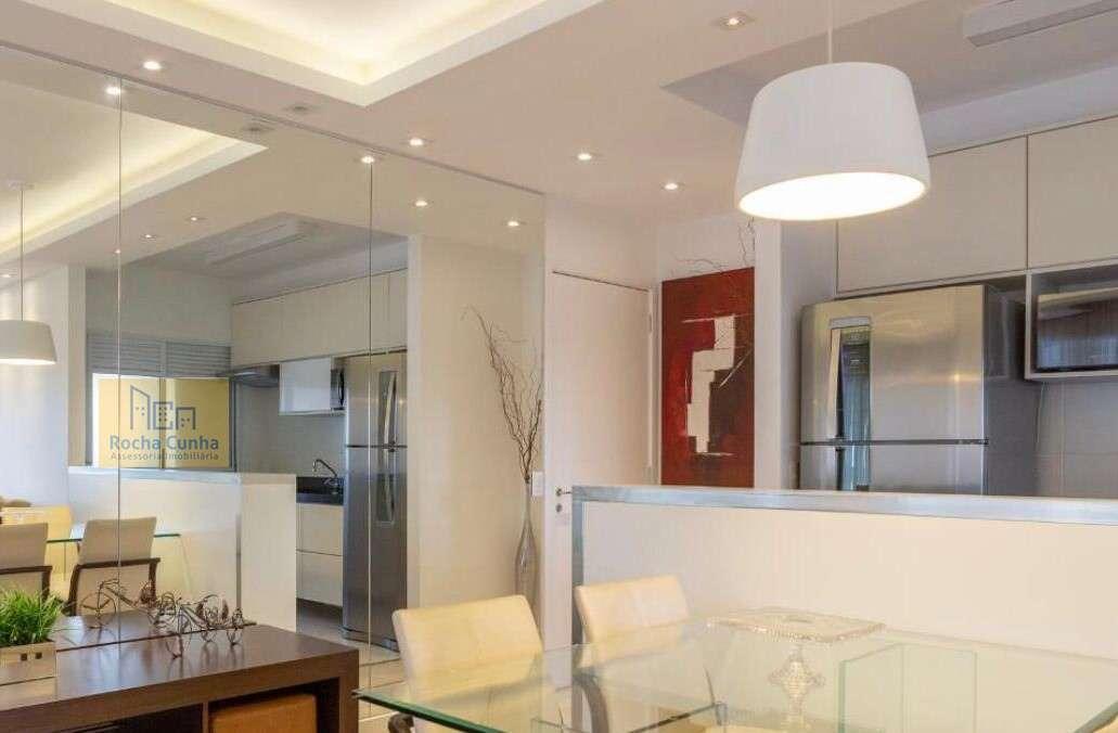 Apartamento 1 quarto para alugar São Paulo,SP - R$ 3.900 - LOCACAO0671 - 3