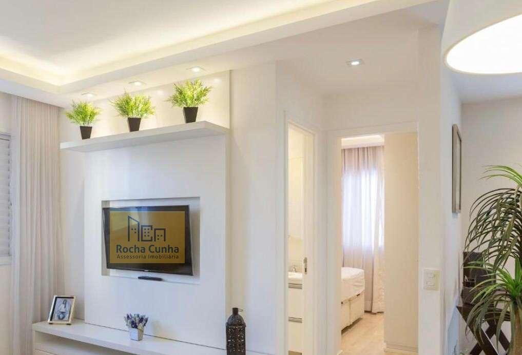 Apartamento 1 quarto para alugar São Paulo,SP - R$ 3.900 - LOCACAO0671 - 4