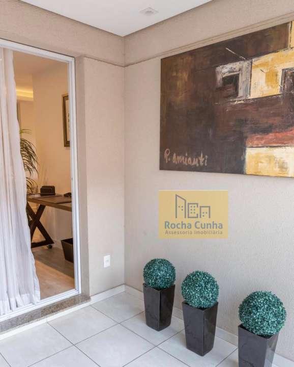 Apartamento 1 quarto para alugar São Paulo,SP - R$ 3.900 - LOCACAO0671 - 7