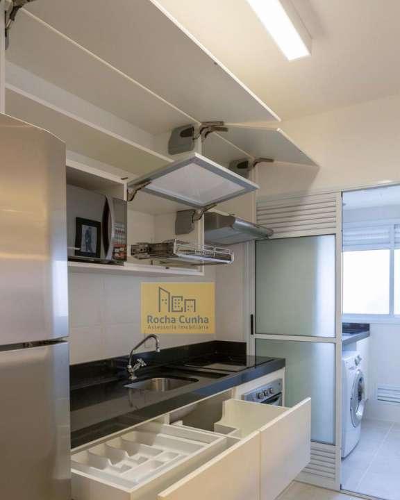 Apartamento 1 quarto para alugar São Paulo,SP - R$ 3.900 - LOCACAO0671 - 13