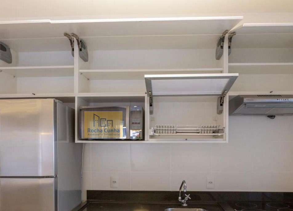 Apartamento 1 quarto para alugar São Paulo,SP - R$ 3.900 - LOCACAO0671 - 16
