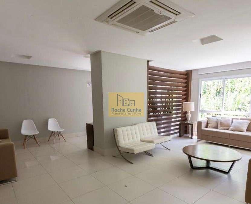 Apartamento 1 quarto para alugar São Paulo,SP - R$ 3.900 - LOCACAO0671 - 17