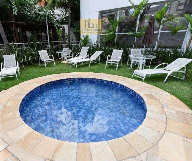 Apartamento 1 quarto para alugar São Paulo,SP - R$ 3.900 - LOCACAO0671 - 25