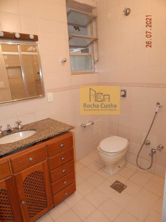Apartamento 3 quartos para alugar São Paulo,SP - R$ 2.200 - LOCACAO0402 - 4