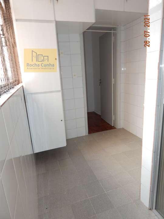 Apartamento 3 quartos para alugar São Paulo,SP - R$ 2.200 - LOCACAO0402 - 6