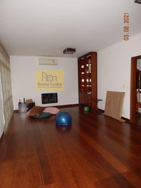 Casa 4 quartos para alugar São Paulo,SP - R$ 18.000 - LOCACAO9923 - 4