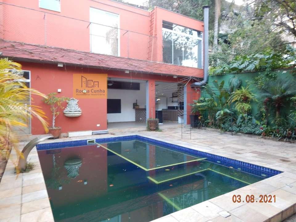 Casa 4 quartos para alugar São Paulo,SP - R$ 18.000 - LOCACAO9923 - 22