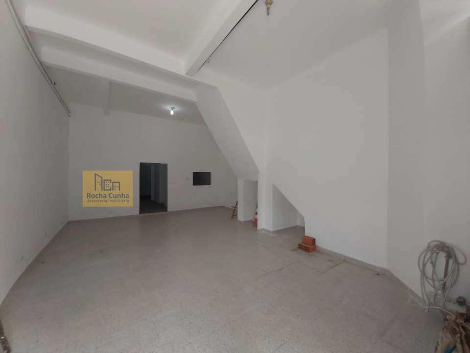 Ponto comercial 112m² para alugar São Paulo,SP - R$ 4.500 - LOCACAO8344 - 2