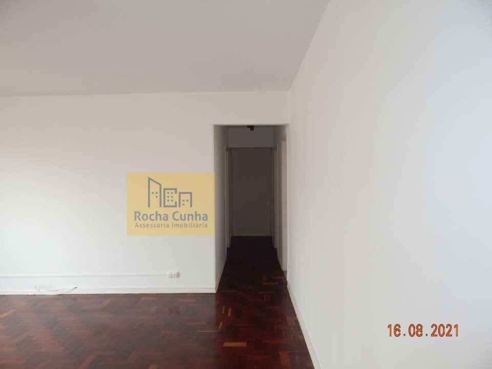 Apartamento 3 quartos para alugar São Paulo,SP - R$ 3.000 - LOCACAO506 - 3