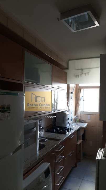 Apartamento 2 quartos à venda São Paulo,SP - R$ 350.000 - VENDA87 - 2