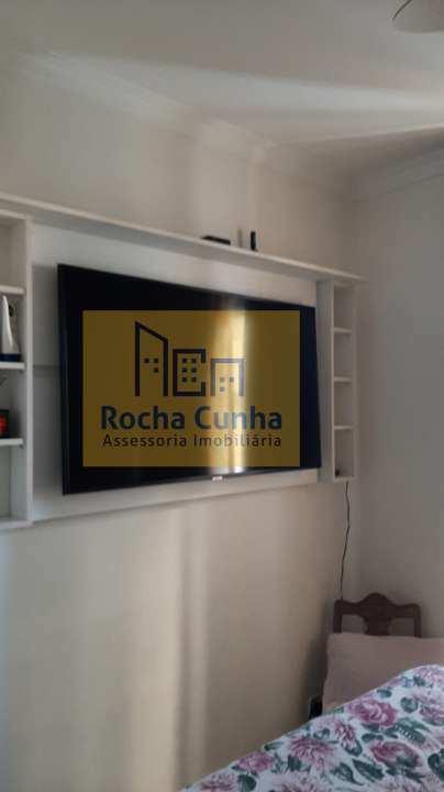Apartamento 2 quartos à venda São Paulo,SP - R$ 350.000 - VENDA87 - 8