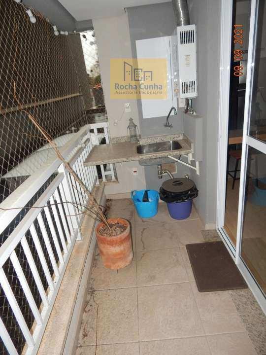 Apartamento 1 quarto para alugar São Paulo,SP - R$ 2.450 - LOCACAO13 - 5