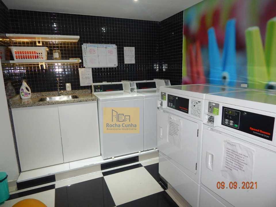 Apartamento 1 quarto para alugar São Paulo,SP - R$ 2.450 - LOCACAO13 - 8