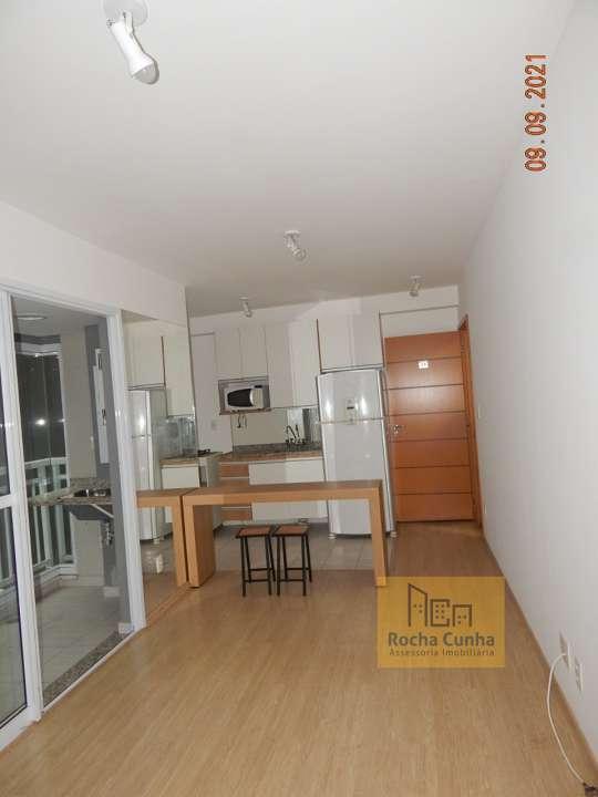 Apartamento 1 quarto para alugar São Paulo,SP - R$ 2.450 - LOCACAO23 - 2