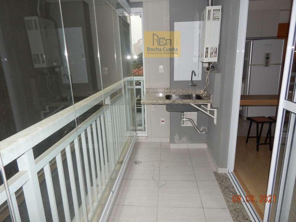 Apartamento 1 quarto para alugar São Paulo,SP - R$ 2.450 - LOCACAO23 - 7