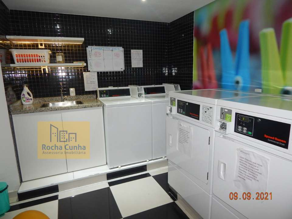 Apartamento 1 quarto para alugar São Paulo,SP - R$ 2.450 - LOCACAO23 - 11