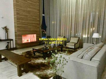 Casa 4 quartos à venda Bragança Paulista,SP - R$ 2.500.000 - MANTIQUEIRA - 13