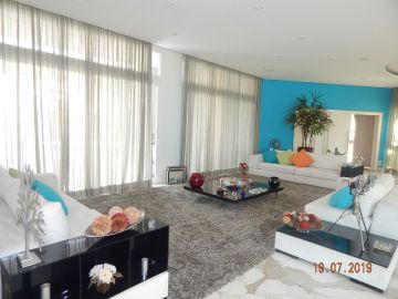 Casa em Condomínio 4 quartos à venda Santana de Parnaíba,SP - R$ 17.000.000 - VENDA0030 - 6