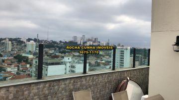 Cobertura 3 quartos à venda São Paulo,SP Lapa - R$ 1.200.000 - VENDA4504COBE - 4