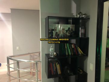 Cobertura 3 quartos à venda São Paulo,SP Lapa - R$ 1.200.000 - VENDA4504COBE - 16