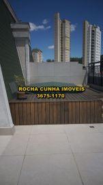 Cobertura 2 quartos à venda São Paulo,SP - R$ 1.620.000 - venda4262 - 1